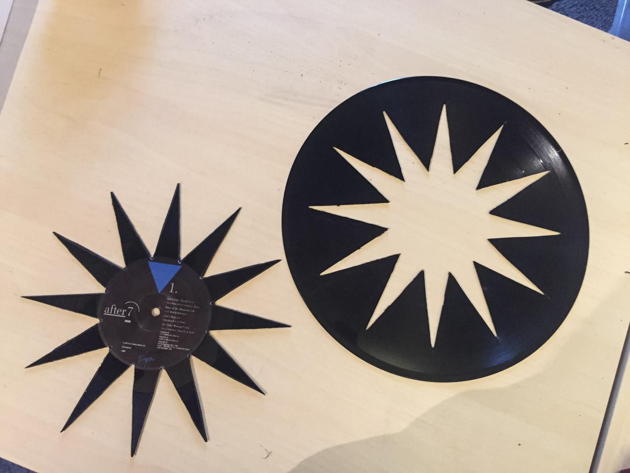 Cutting A Vinyl Record On The Knk Force Cutterpunk Crafts