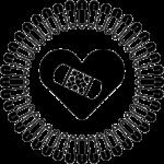 safetypincircle-healingheart