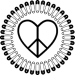 safetypincircle-peaceandlove